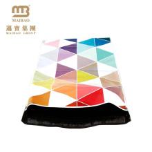Selbstklebende Dichtungs-Riss-Beweis-Kleiderverpackungs-Gewohnheit druckte Plastikverschiffen-Polybeutel für Kleidung / Kleidung