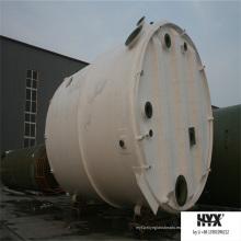 Tanque de FRP con techo plano