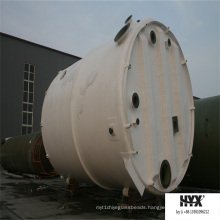 FRP Tank with Flat Roof