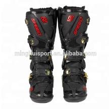 Motocross Offroad Skidproof Stiefel / Motorradschutzzahnräder