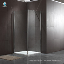 K-534 Factory Direct Selling 304 stainless steel Hinged Bathroom Shower Enclosure Room