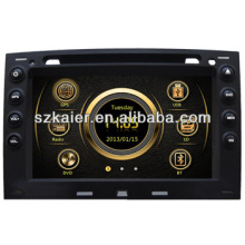 High Definition Auto PC für Renault Megane mit GPS / Bluetooth / Radio / SWC / Virtueller 6CD / 3G Internet / ATV / iPod / DVR