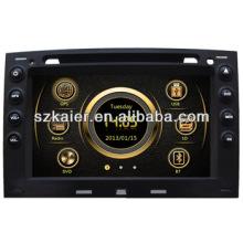 Автомобилей высокой четкости компьютер для Рено Меган с GPS/Bluetooth/Рейдио/swc/фактически 6 КД/3G интернет/квадроциклов/ставку/видеорегистратор