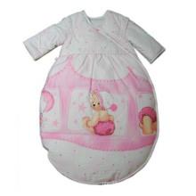 Sacos de Dormir Adoráveis para Bebé Rosa