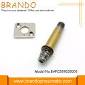 9 мм Труба диафрагмы электромагнитный Plug гайка с пластиной