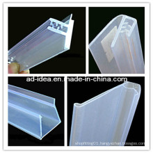 Acrylic PMMA Extrusion Profile PVC Heterotype Profile