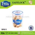 EASYLOCK garrafa de plástico garrafa de água garrafa de leite 325 ML