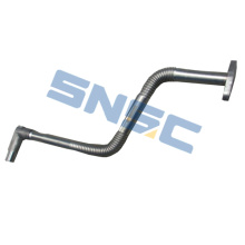 weichai enjin turbocharger return pipe 6126300112310
