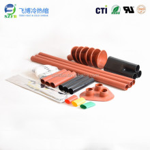 environment friendly heat shrinkable pipe jointing sleeves for cable terminal kits