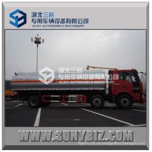 6 * 2 Faw Capacidad del camión cisterna de combustible 20000 litros para la venta