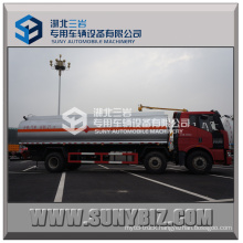 6*2 Faw Fuel Tanker Truck Capacity 20000 Litres for Sale