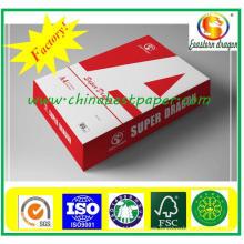 70g Papel de copia de pulpa de caña de azúcar