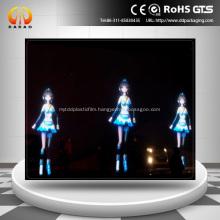 holographic projection foil 4m,5m,8m wide