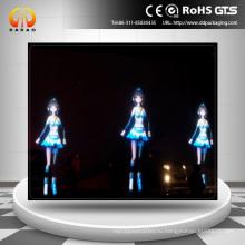 5-метровая прозрачная отражающая пленка для 3D-голограммы на сцене