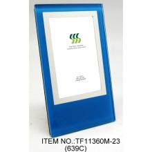 2012 New Design Silk Screen Glass Photo Frames