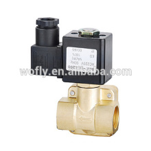 Normally open 2way 220VAC 2 inch water solenoid valve