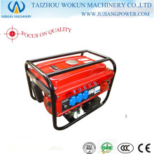 Three Phase 2.8kw Pure Copper Electric Start Gasoline Generator
