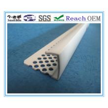 Perles d'angle en plastique sur mesure pour la décoration (VB20)