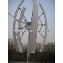 Quality CE/ISO9001 Authentication 30KW Wind turbine vertical axis