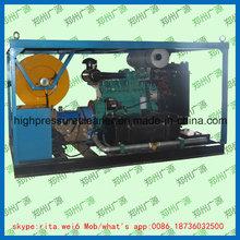 Tubulação de dreno de esgoto limpeza equipamentos motor Diesel bomba de alta pressão