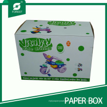 Offset Printing Corrugated Cardboard Boxes for Child Seat