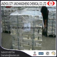 Lingot de magnésium pur 99,98% Fabricant
