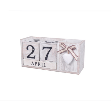 China for Home Organiser Valet Drawer Home - Calendar Box export to Portugal Manufacturer
