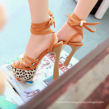 new model women sandals wholesale china shoes