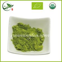 Весенний натуральный органический порошок зеленого чая Matcha