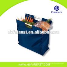 Suministro de fábrica de bolsas de polipropileno reciclado de tejido