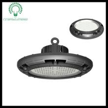Baía alta da luz clara industrial do UFO do diodo emissor de luz com Quanlity alto