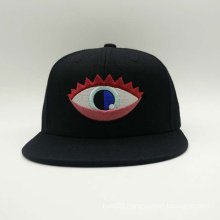 Popular Eyes Pattern Embroidery Cheap Hip Hop Cap (ACEK0063)