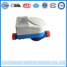 Brass body motor valve prepayment meter