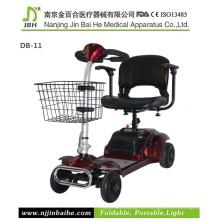 Quatro Rodas Mobilidade Mobilidade Scooter Elétrico
