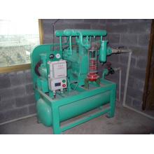 Compresor de alta presión Marsh Compresor de metano Compresor de biogás (Zw-1.1 / 0.6-9)