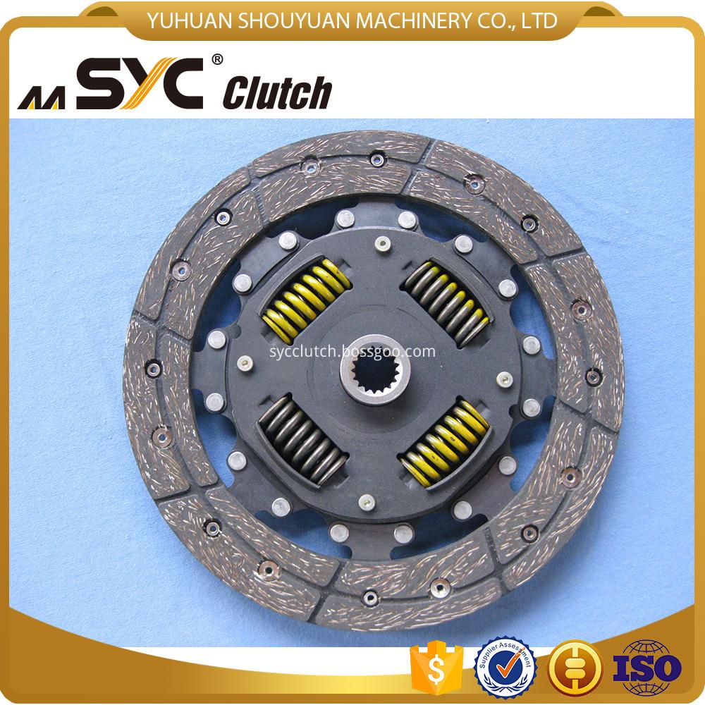 Ford Focus Disc Clutch