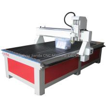 Roteador CNC 3D para fabricação de portas de madeira