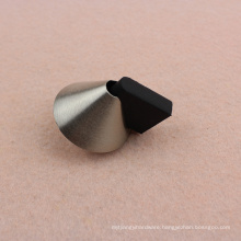 Supply all kinds of zinc door stopper,silicone rubber door stopper