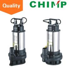 Chinesisch Supplier Classic Modell 750W Abwasser Tauchpumpe (V750Q)