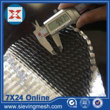 Aluminiumfolien-Netzfilter