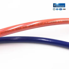 Tuyau hydraulique anti-statique SAE 100R7 / En 855 R7 de renfort de polyester