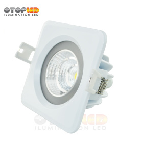 Dimbar 12W LED Down Light IP65 Vattentät Led Downlight