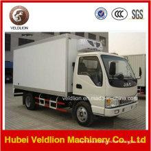JAC 4*2 130HP 15cbm Ice Cream Refrigerator Box Truck