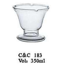 Wholesale Customized Gifts and Promotional Clear Glass Cup&Drinking Glass Cup with Logo