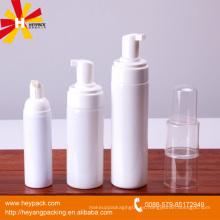 Botella de 60/150/200 ml con dispensador de bomba de espuma