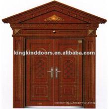 Медные краска двухместная вилла безопасности дверь с окна JKD-9022 от бренда двери Китай Top 10