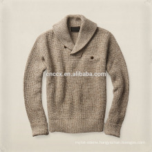 15PKSW40 100% wool knit winter sweater men