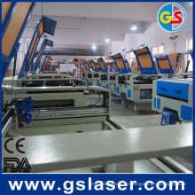 Máquina de corte a laser feita em Shandong
