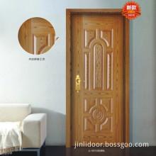 New Design Melamine Room HDF Door Jl-0813