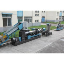 LLDPE  film recycling pelletizing line
